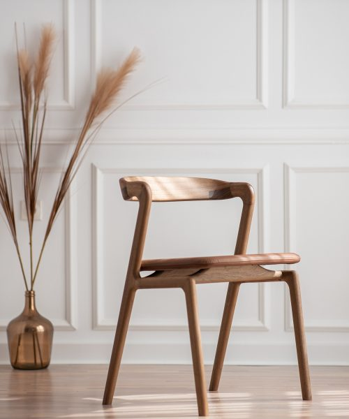 Otto Solid Wood Chair